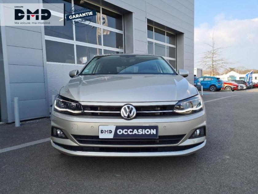 Volkswagen Polo 1.0 Tsi 115ch Carat Exclusive Dsg7 Euro6d-t - Visuel #4