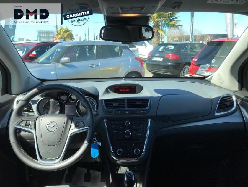 Opel Mokka 1.7 Cdti 130ch Cosmo Ecoflex Start&stop 4x2 - Visuel #5