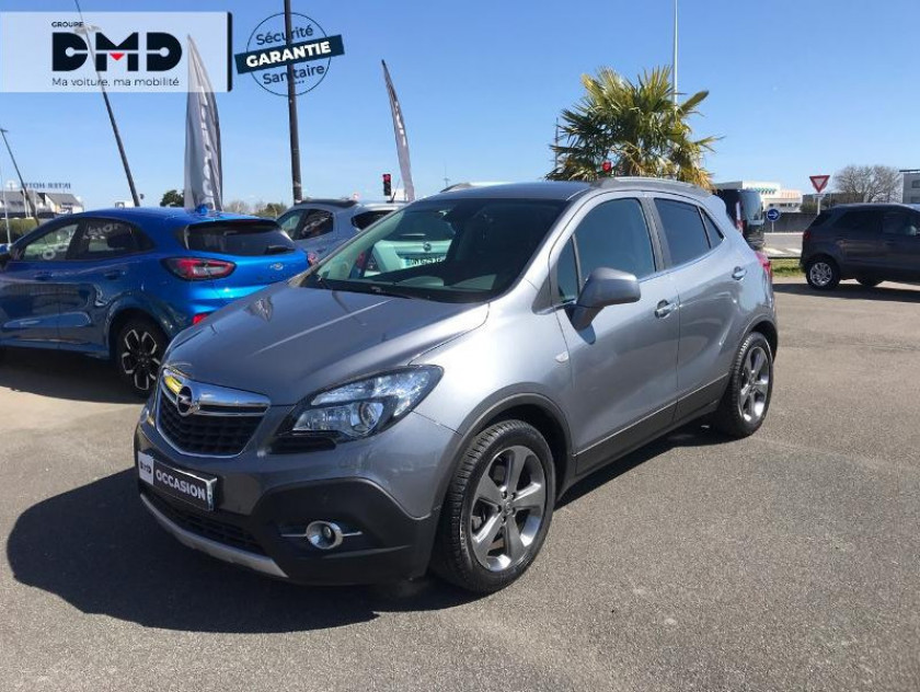 Opel Mokka 1.7 Cdti 130ch Cosmo Ecoflex Start&stop 4x2 - Visuel #15