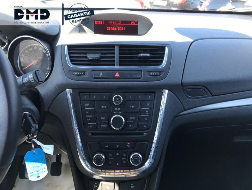 Opel Mokka 1.7 Cdti 130ch Cosmo Ecoflex Start&stop 4x2 - Visuel #6
