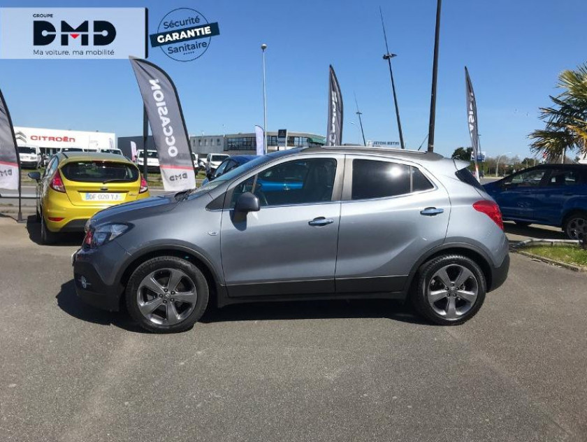 Opel Mokka 1.7 Cdti 130ch Cosmo Ecoflex Start&stop 4x2 - Visuel #2