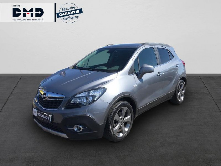 Opel Mokka 1.7 Cdti 130ch Cosmo Ecoflex Start&stop 4x2 - Visuel #1