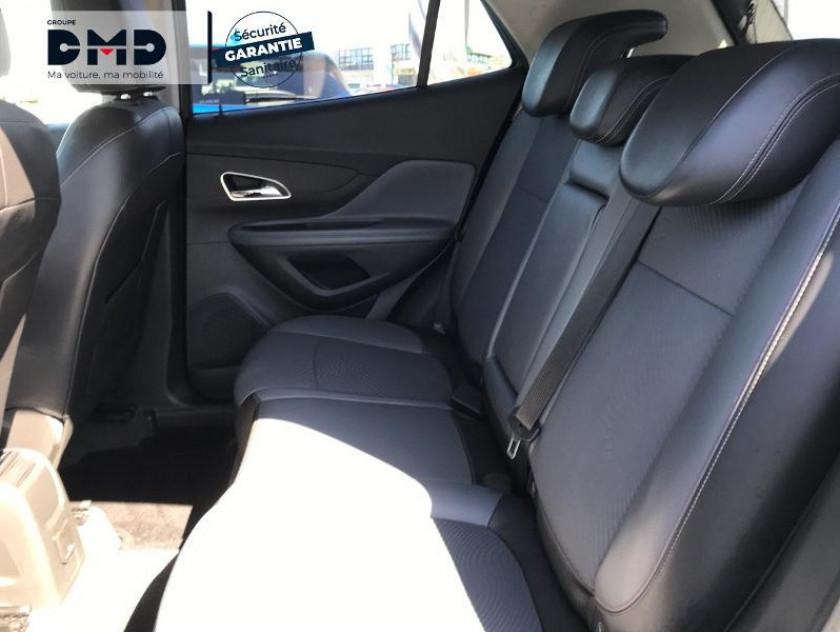Opel Mokka 1.7 Cdti 130ch Cosmo Ecoflex Start&stop 4x2 - Visuel #10