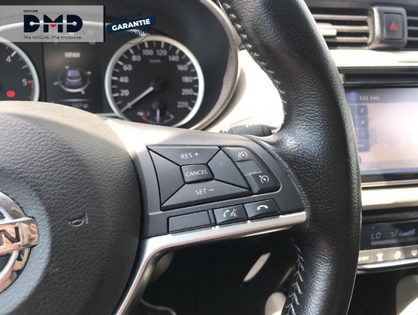 Nissan Micra 1.5 Dci 90ch Tekna 2018 - Visuel #14