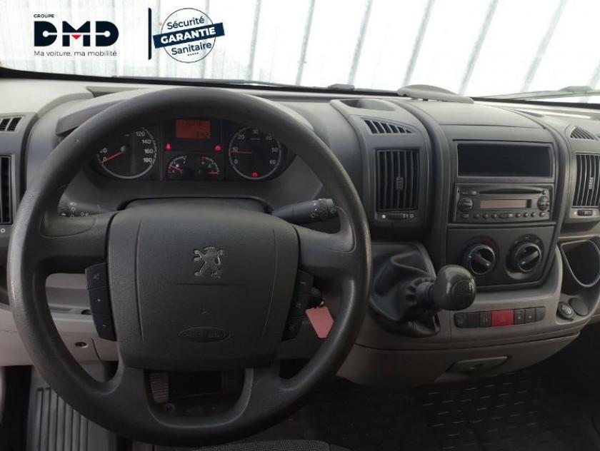 Peugeot Boxer Fg 330 L1h1 Hdi100 Cft - Visuel #5