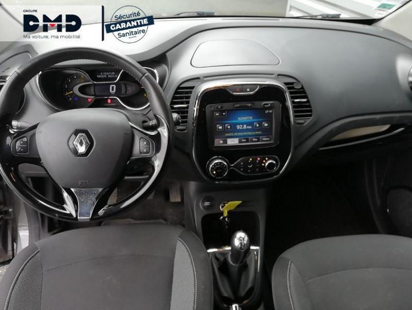 Renault Captur 1.5 Dci 90ch Stop&start Energy Intens Eco² - Visuel #7