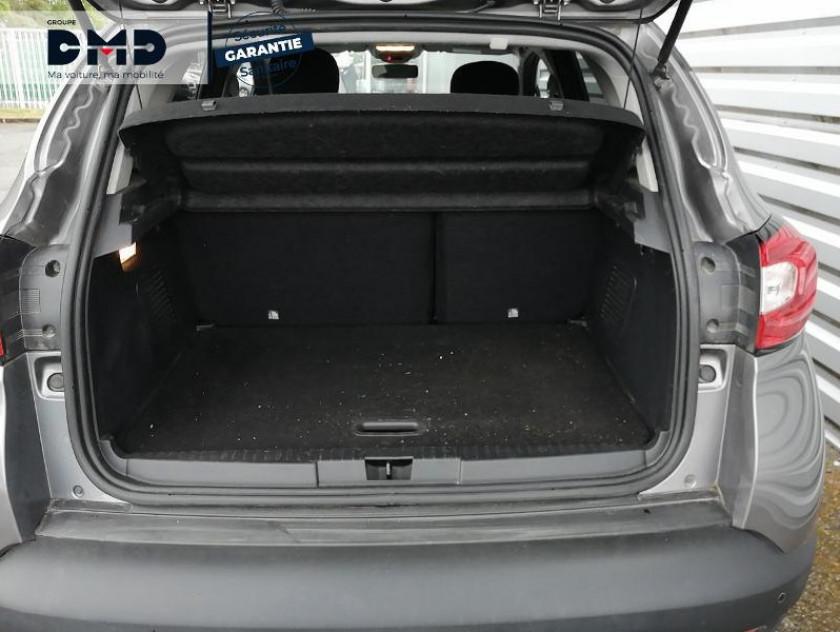 Renault Captur 1.5 Dci 90ch Stop&start Energy Intens Eco² - Visuel #14