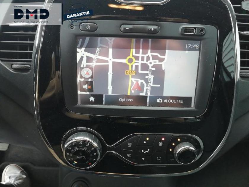 Renault Captur 1.5 Dci 90ch Stop&start Energy Intens Eco² - Visuel #9