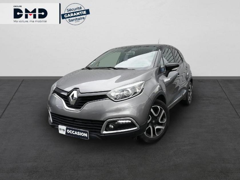 Renault Captur 1.5 Dci 90ch Stop&start Energy Intens Eco² - Visuel #1