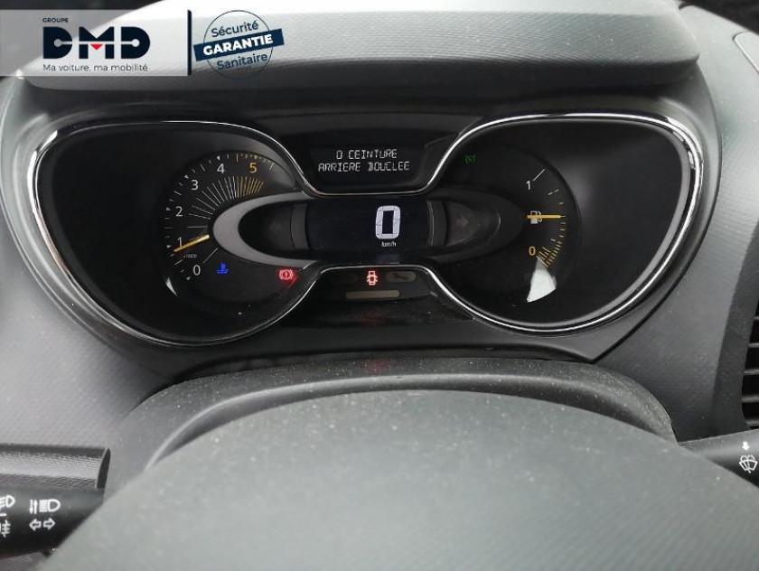 Renault Captur 1.5 Dci 90ch Stop&start Energy Intens Eco² - Visuel #8