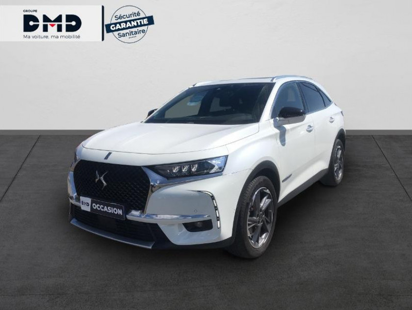 Ds Ds 7 Crossback Puretech 225ch Grand Chic Automatique - Visuel #1