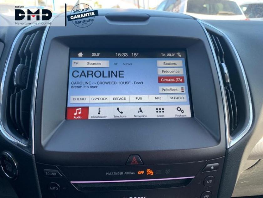 Ford Galaxy 2.0 Tdci 180ch Stop&start Titanium Powershift - Visuel #6