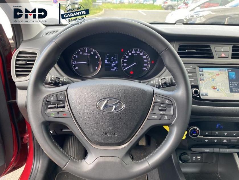 Hyundai I20 Coupe 1.2 84 Intuitive Plus - Visuel #7
