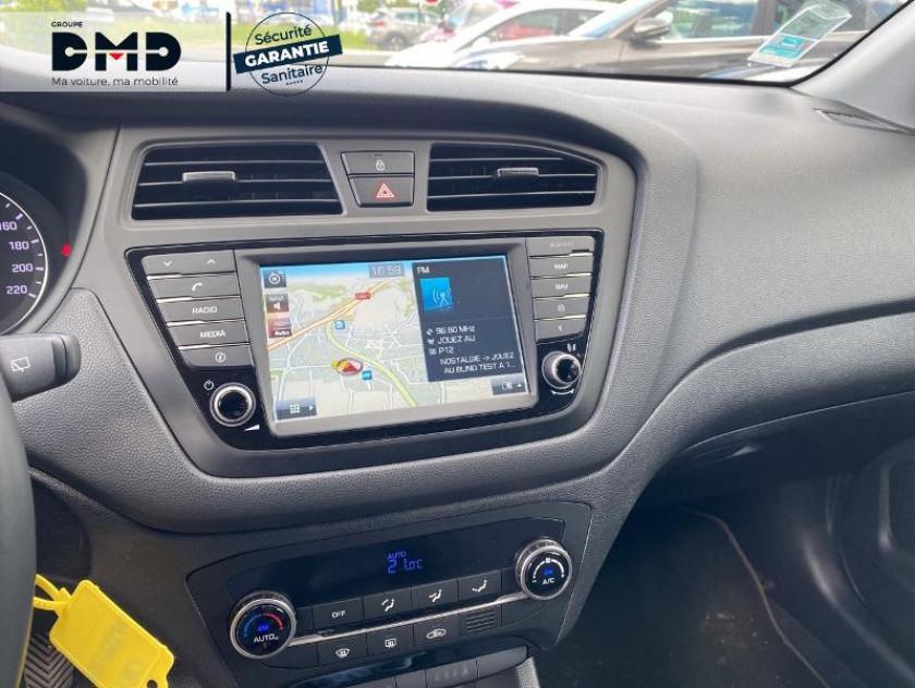 Hyundai I20 Coupe 1.2 84 Intuitive Plus - Visuel #6