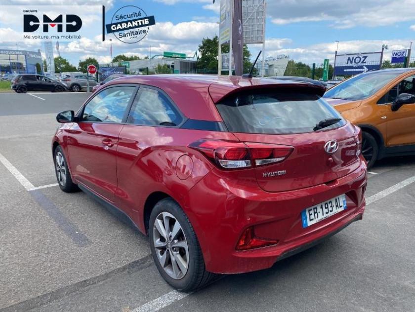 Hyundai I20 Coupe 1.2 84 Intuitive Plus - Visuel #3