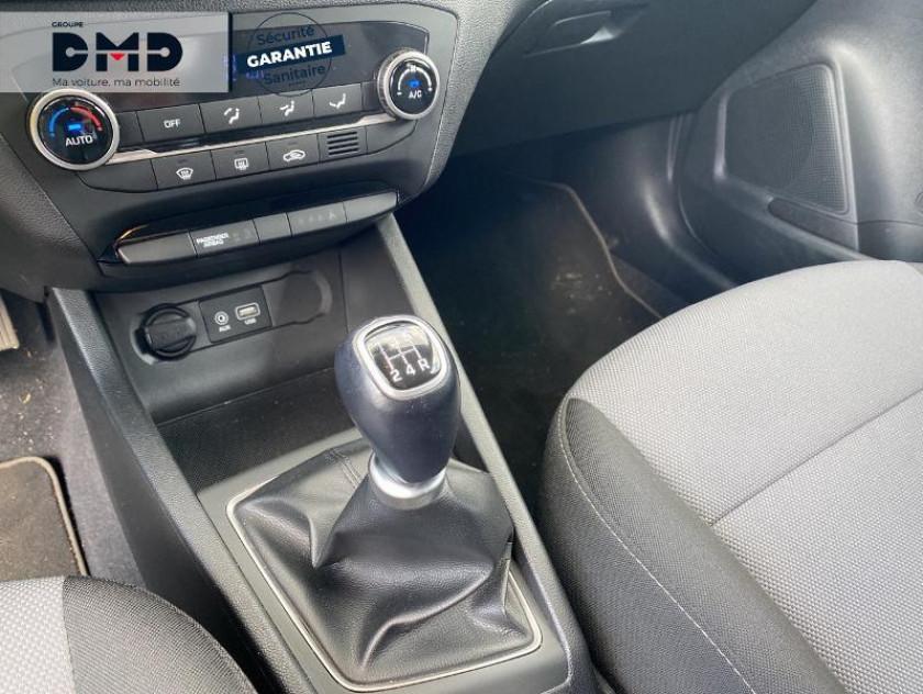 Hyundai I20 Coupe 1.2 84 Intuitive Plus - Visuel #8