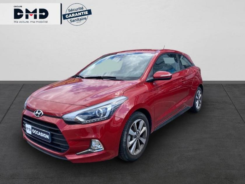 Hyundai I20 Coupe 1.2 84 Intuitive Plus - Visuel #1
