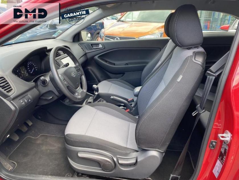 Hyundai I20 Coupe 1.2 84 Intuitive Plus - Visuel #9