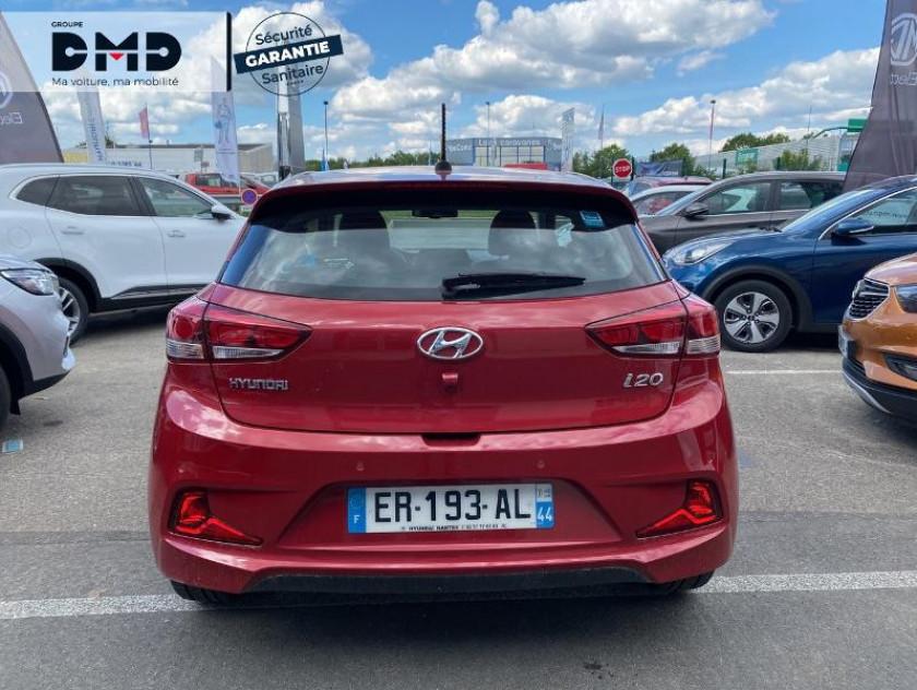 Hyundai I20 Coupe 1.2 84 Intuitive Plus - Visuel #11