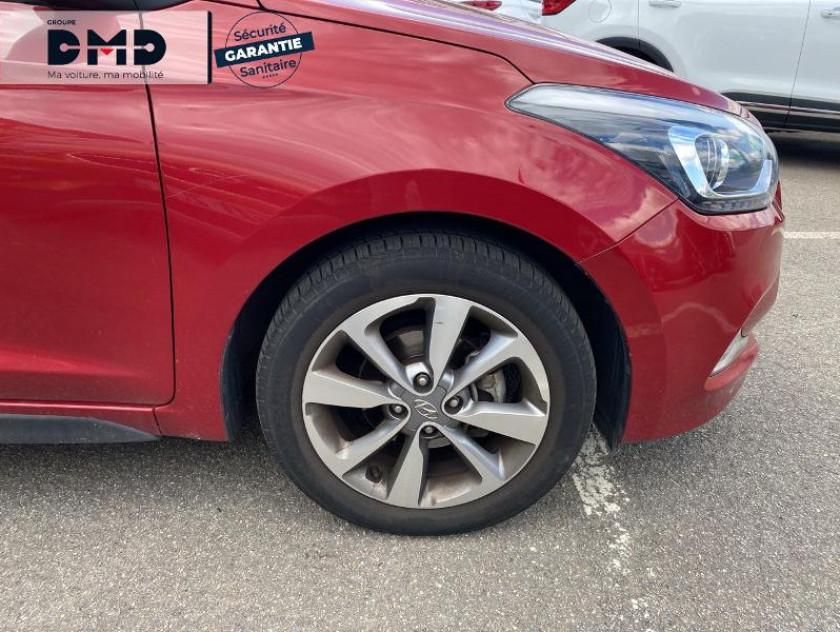 Hyundai I20 Coupe 1.2 84 Intuitive Plus - Visuel #13