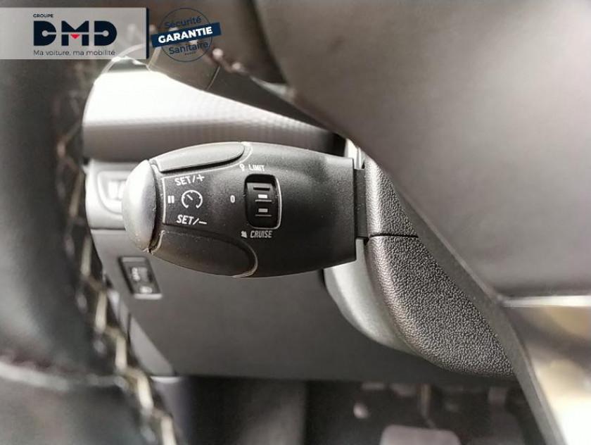 Peugeot 2008 1.2 Puretech 110ch Allure S&s Eat6 - Visuel #14
