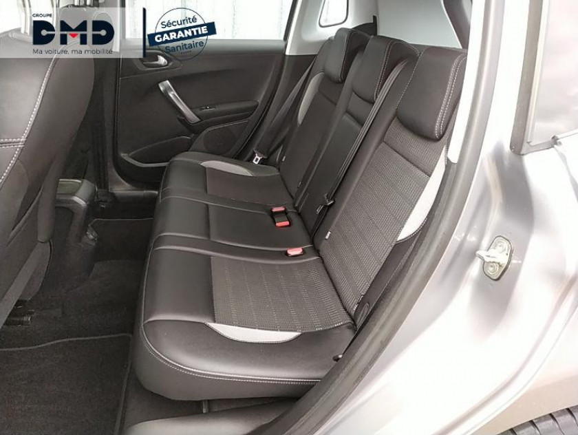 Peugeot 2008 1.2 Puretech 110ch Allure S&s Eat6 - Visuel #10