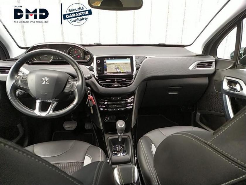 Peugeot 2008 1.2 Puretech 110ch Allure S&s Eat6 - Visuel #5