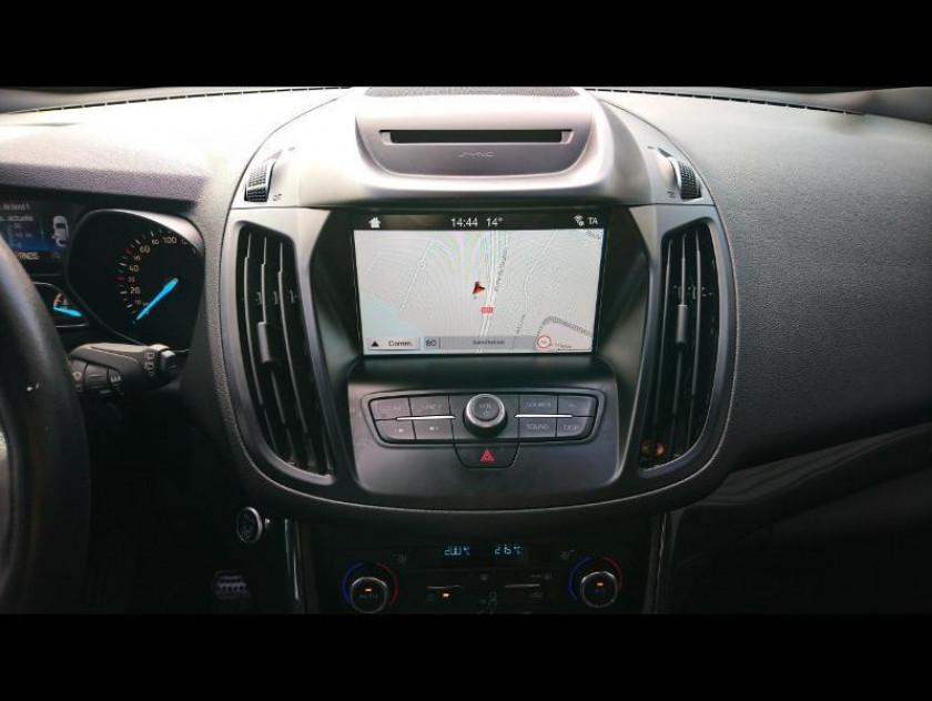 Ford Kuga 2.0 Tdci 150ch Stop&start St-line 4x4 Powershift - Visuel #8