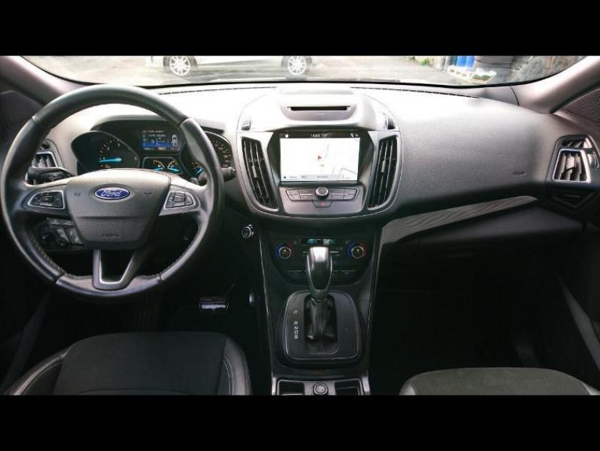 Ford Kuga 2.0 Tdci 150ch Stop&start St-line 4x4 Powershift - Visuel #7