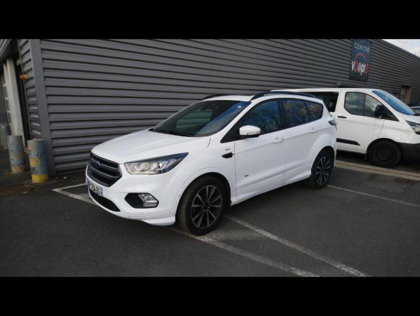 Ford Kuga 2.0 Tdci 150ch Stop&start St-line 4x4 Powershift - Visuel #1