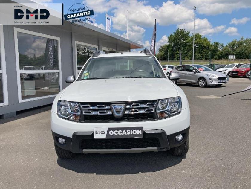 Dacia Duster 1.5 Dci 110ch Prestige 4x2 Euro6 - Visuel #4