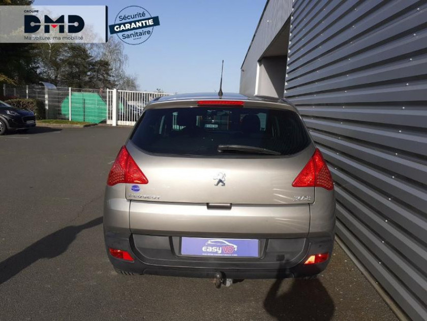 Peugeot 3008 1.6 Hdi115 Fap Active - Visuel #11
