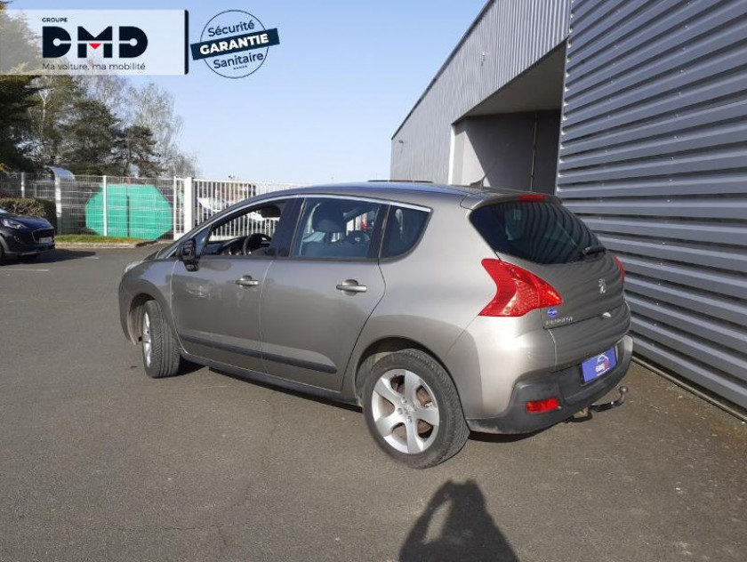 Peugeot 3008 1.6 Hdi115 Fap Active - Visuel #3