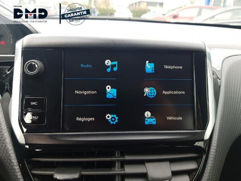 Peugeot 2008 1.2 Puretech 82ch  E6.c Active S&s - Visuel #6