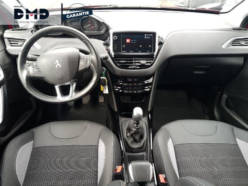 Peugeot 2008 1.2 Puretech 82ch  E6.c Active S&s - Visuel #5