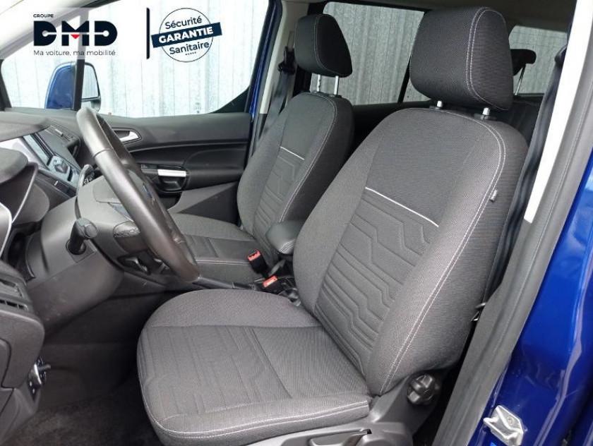 Ford Grd Tourneo Connect 1.5 Td 120ch Stop&start Titanium Powershift Euro6 - Visuel #9