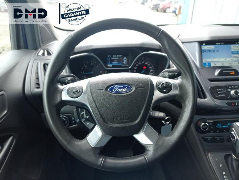 Ford Grd Tourneo Connect 1.5 Td 120ch Stop&start Titanium Powershift Euro6 - Visuel #7