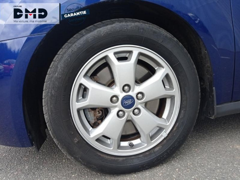 Ford Grd Tourneo Connect 1.5 Td 120ch Stop&start Titanium Powershift Euro6 - Visuel #13