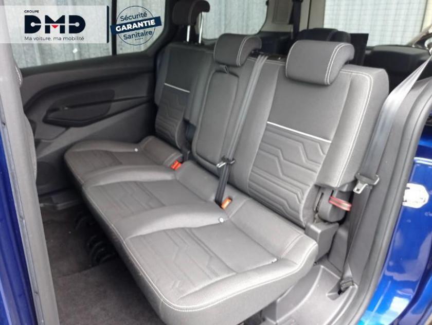 Ford Grd Tourneo Connect 1.5 Td 120ch Stop&start Titanium Powershift Euro6 - Visuel #10