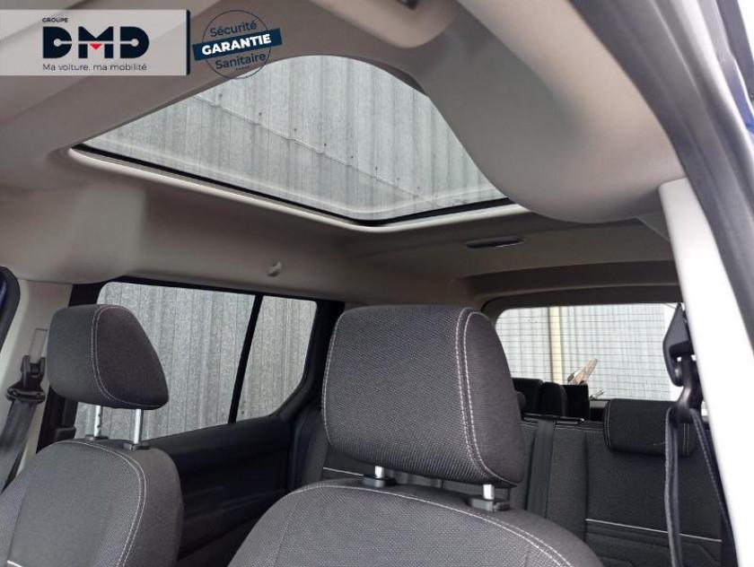 Ford Grd Tourneo Connect 1.5 Td 120ch Stop&start Titanium Powershift Euro6 - Visuel #14