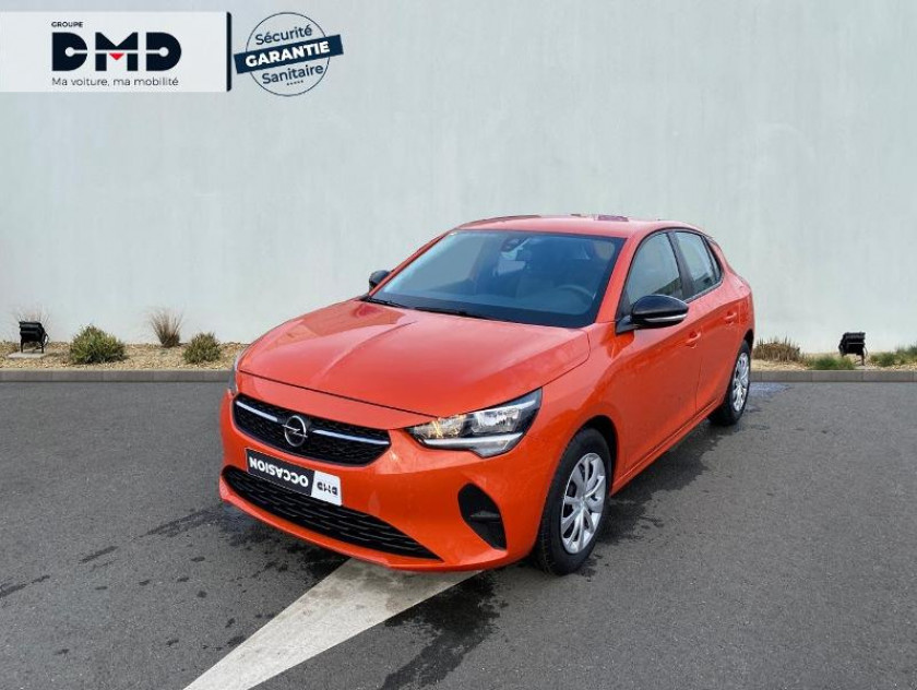 Opel Corsa 1.2 75ch Edition - Visuel #1