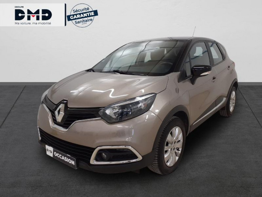 Renault Captur 1.5 Dci 110ch Stop&start Energy Business Eco² Euro6 2016 - Visuel #1
