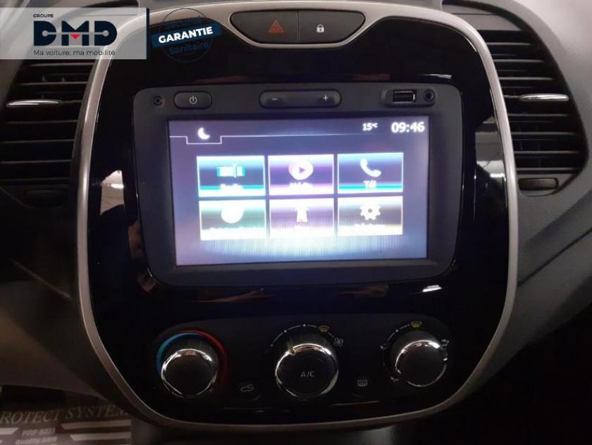 Renault Captur 1.5 Dci 110ch Stop&start Energy Business Eco² Euro6 2016 - Visuel #6