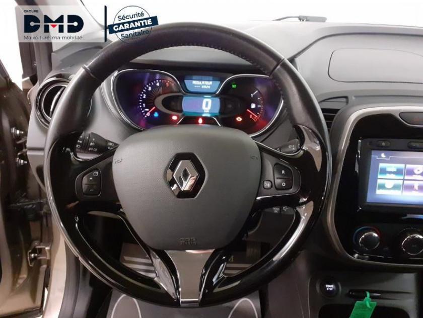 Renault Captur 1.5 Dci 110ch Stop&start Energy Business Eco² Euro6 2016 - Visuel #7