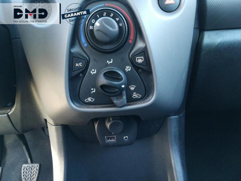 Peugeot 108 Vti 72 Style S&s 3p - Visuel #14