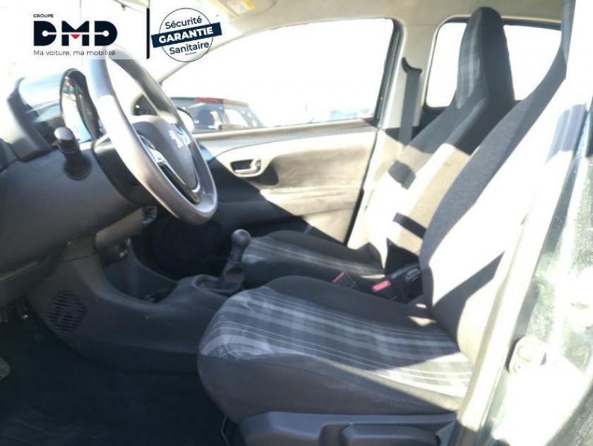 Peugeot 108 Vti 72 Style S&s 3p - Visuel #9