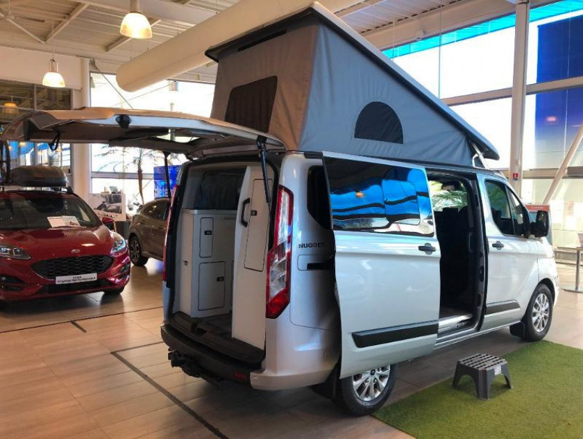 Ford Vehicule De Loisir Custom Nugget 185 Ch Bva  - Visuel #4
