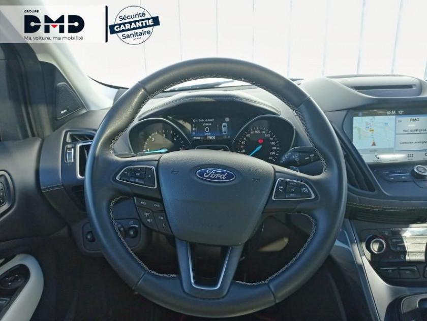 Ford Kuga 2.0 Tdci 150ch Stop&start Vignale 4x4 Powershift Euro6.2 - Visuel #7