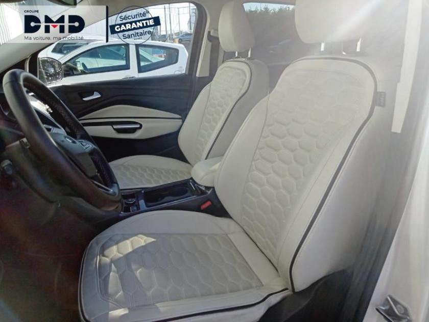 Ford Kuga 2.0 Tdci 150ch Stop&start Vignale 4x4 Powershift Euro6.2 - Visuel #9