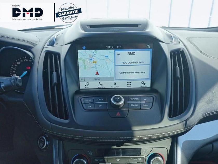 Ford Kuga 2.0 Tdci 150ch Stop&start Vignale 4x4 Powershift Euro6.2 - Visuel #6